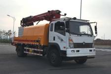王牌牌CDW5160TPJA1R5型混凝土喷浆车图片