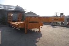 骏通11米25.7吨2轴低平板半挂车(JF9342TDP)