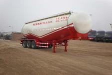 骏通牌JF9405GFLA型低密度粉粒物料运输半挂车图片