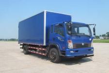 王牌牌CDW5100XXYA2R5型厢式运输车图片