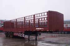 通广九州牌MJZ9402CLX型仓栅式运输半挂车图片