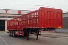 运腾驰牌SDT9400CCYE型仓栅式运输半挂车图片