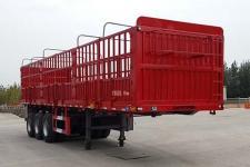 运腾驰牌SDT9401CCY型仓栅式运输半挂车图片