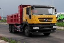 红岩牌CQ3256HMDG384BS型自卸汽车图片