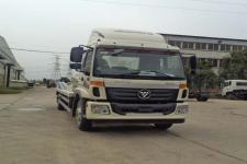 银盾牌JYC5160ZBGBJ2型背罐车图片