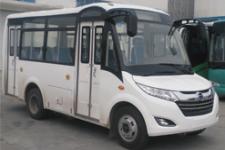 万达牌WD6580DGA型城市客车