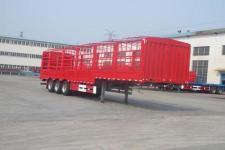 速通牌PDZ9401CCY型仓栅式运输半挂车图片