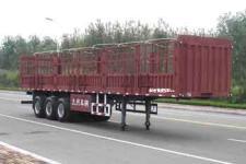 通广九州牌MJZ9400CLX型仓栅式运输半挂车图片