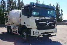 欧曼牌BJ5259GJB-AD型混凝土搅拌运输车