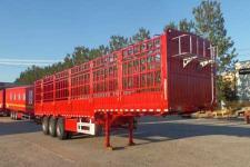 瑞郓牌YRD9400CCYEZX型仓栅式运输半挂车图片