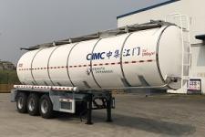 中集牌ZJV9403GYSJM型液态食品运输半挂车图片