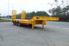 汇联牌HLC9402TDP型低平板半挂车