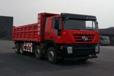 红岩牌CQ3316HTVG276L型自卸汽车图片