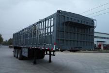中基华烁牌XHS9402CCY型仓栅式运输半挂车图片