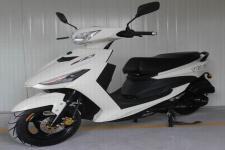 老爷牌LY125T-118型两轮摩托车图片