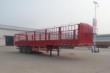 广恩牌YYX9374CCYE型仓栅式运输半挂车图片