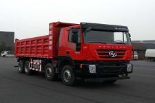 红岩牌CQ3316HMDG276LB型自卸汽车图片