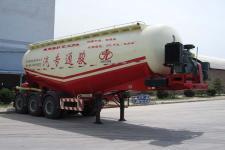 骏通牌JF9408GFL型中密度粉粒物料运输半挂车图片