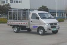 凯马牌KMC5033CCYEVB29D型纯电动仓栅式运输车