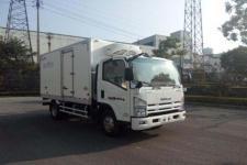 庆铃牌QL5070XLCA5KAJ型冷藏车图片