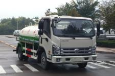 福田牌BJ5073GXE-AA型吸粪车图片