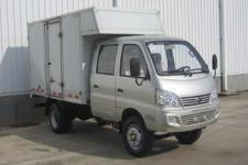 北京牌BJ5030XXYW50JS型厢式运输车图片