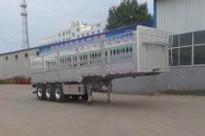 陆锋牌LST9402CCYDE型仓栅式运输半挂车