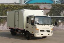 欧铃牌ZB5071XXYJDD6V型厢式运输车图片