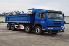 解放牌CA3310P2K2L3T4E5A80-1型平头柴油自卸汽车图片