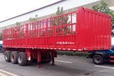 永康牌CXY9380CCYB型仓栅式运输半挂车图片