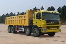 江淮牌HFC3311P1K6H35F型自卸汽车图片