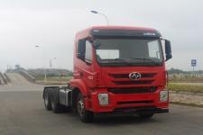 红岩牌CQ4256ZTVG334型半挂牵引汽车图片