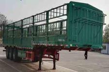驼山12.5米33.6吨3轴仓栅式运输半挂车(WFG9404CCY)