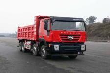 红岩牌CQ3316HMVG276L型自卸汽车图片