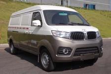 鑫源牌JKC5020XXY-AXBEV型纯电动厢式运输车图片