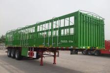 骏通11米34.5吨3轴仓栅式运输半挂车(JF9401CCYKD)