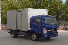 欧铃牌ZB5046XXYUDD6V型厢式运输车图片