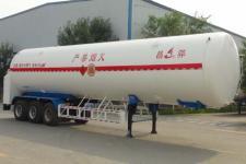 昌骅牌HCH9402GDYF型低温液体运输半挂车图片