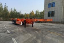 鲁驰牌LC9403TJZE型集装箱运输半挂车图片