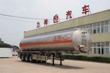 醒狮牌SLS9405GSY型铝合金食用油运输半挂车图片