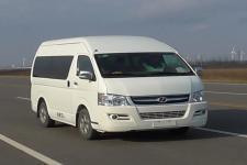 大马牌HKL6480CEB型轻型客车图片