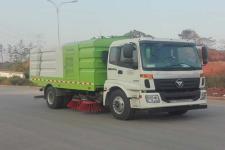 福田牌BJ5182TSLE5-H1型扫路车图片