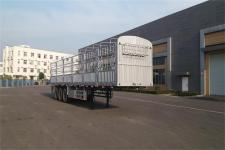 海福龙牌PC9401CCY1型仓栅式运输半挂车图片