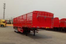 中集牌ZJV9403CCYDY型仓栅式运输半挂车
