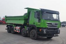 红岩牌CQ3316HMVG276LA型自卸汽车图片