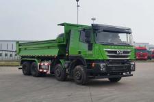 红岩牌CQ3316HMVG276LAA型自卸汽车图片