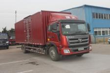 福田牌BJ5185XXY-FD型厢式运输车图片