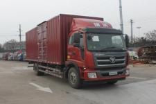 福田牌BJ5185XXY-FC型厢式运输车图片