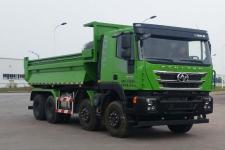 红岩牌CQ3316HTVG276LA型自卸汽车图片
