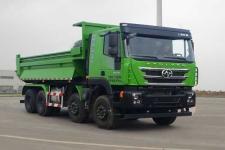 红岩牌CQ3316HTVG276LAA型自卸汽车图片